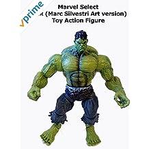 Review: Marvel Select Hulk (Marc Silvestri Art version) Toy Action Figure