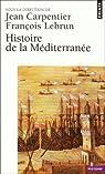 Histoire de la méditerranée par Lebrun