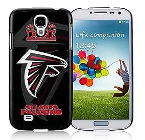 DIY Custom Phone Case For Samsung S4 Atlanta Falcons 12 Black Phone Case For Samsung Galaxy S4 I9500 i337 M919 i545 r970 l720