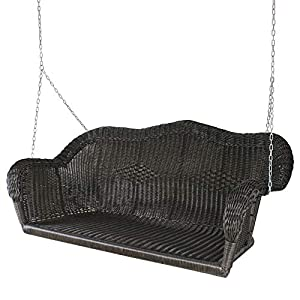 51jyvcj6JCL._SS300_ 50+ Wicker Swings and Wicker Porch Swings
