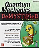 Quantum Mechanics, David McMahon, 0071765638