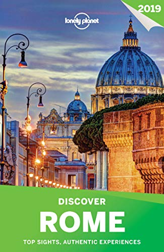Lonely Planet Discover Rome 2019 (Travel Guide) ()