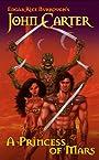John Carter: A Princess of Mars (Illustrated) (Barsoom Series Book 1)