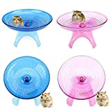 lizhi Flying Saucer Exercise Wheel for Small Pets