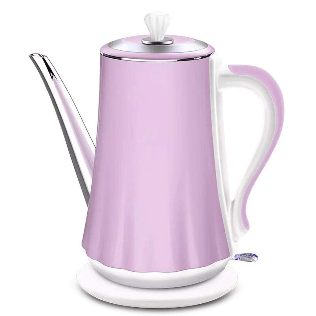 ZSQHD Double Wall Stainless Steel Electric Kettle Water