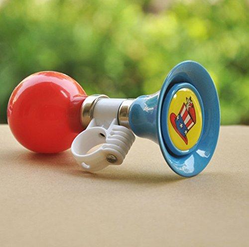 CHILDHOOD Kids Bike Horn Bell (Blue)