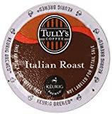 Tully's Coffee K-cups Italian Roast 144 Count