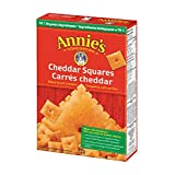 Annie's Homegrown Cheddar Squares, 213 Gram