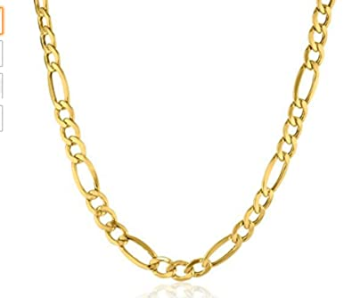 """14kt 14K Yellow Solid Gold 16 18 20/"""" 3.5mm Antique Style Necklace Chain Lobster"""