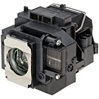 OEM Epson Projector Lamp for Model EX7200 Original Bulb and Generic Housing