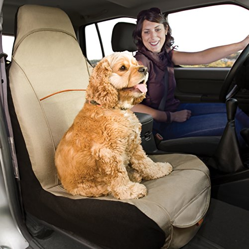 Kurgo Co-pilot Bucket Seat Car Cover, ()