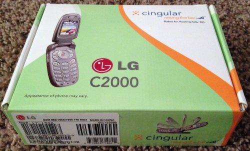 LG C2000 for Cingular AT&T