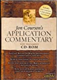 Application Commentary, Jon Courson, 0785252169