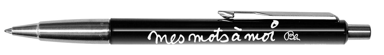 stylo bille parker ben