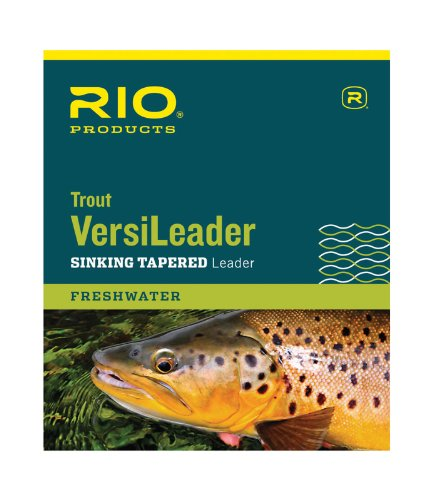 RIO Fly Fishing Trout 7' Sinking 7.0Ips Fishing Tackle, ()
