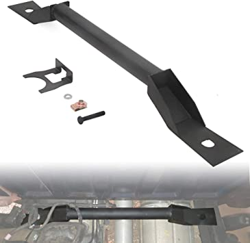 ELITEWILL Front Fuel Tank Support Crossmember With Bracket Fit for 1996-2016 Chevy Silverado GMC Sierra 1500 2500 3500
