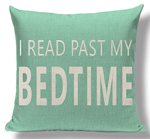 Book Lover Reading Book Club I Read Past My Bedtime Cotton L