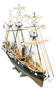 Mamoli MV 53 CSS Alabama - Barco a escala 1:120 [Importado de Alemania]