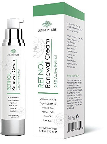 Retinol Cream For Eyes and Face (1.7 (2))