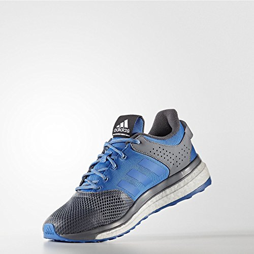 adidas Men's Response 3 M Running Shoes Gris (Gris / Azuray / Azuray) TlaJD