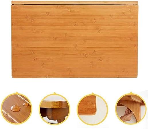 Tableau Mural En Bambou Pour Bureau Cuisine Abattant Table
