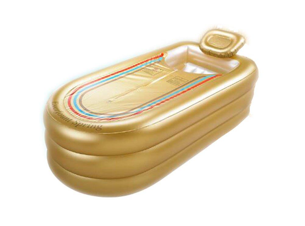Inflatable Bathtub, Portable Bathtub, Foldable Plastic Adult Bathtub, Swimming Pool