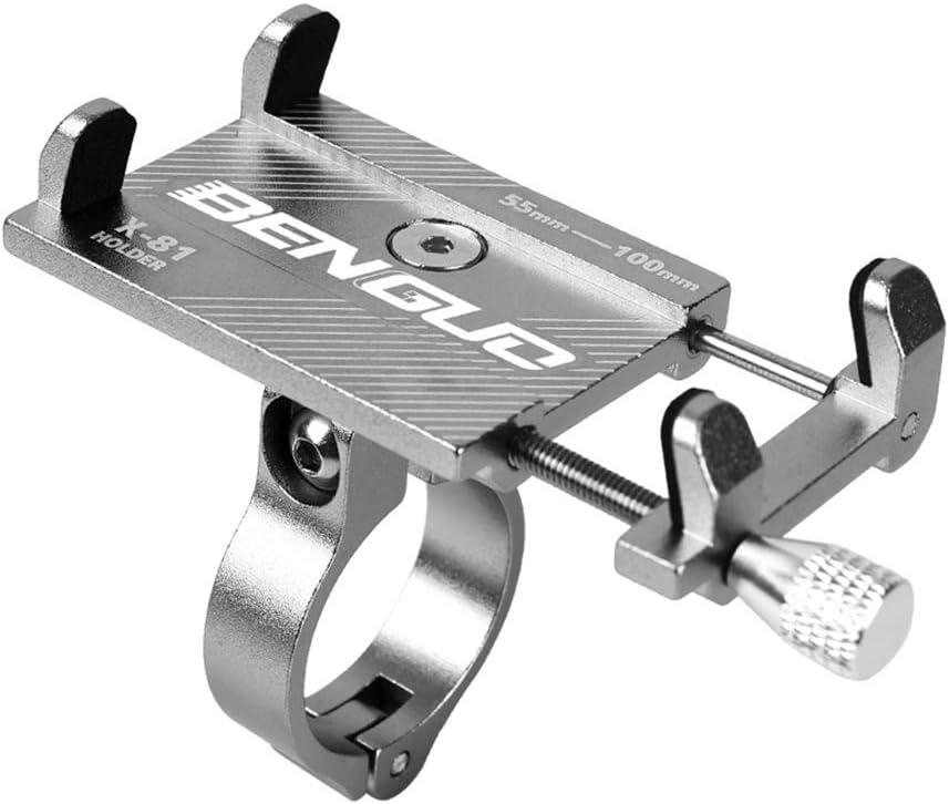Soporte Móvil Bicicleta Giratorio 360 Grados Soporte Telefono Bici ...