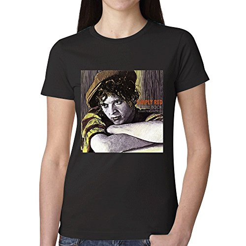 Pictures Pirates Female (Simply Red Picture Book T Shirts For Women)