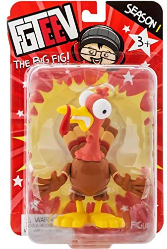 FGTeeV - Gurkey Turkey Figure - The Big Fig! Season - Fgteev Toys Kids Merch For