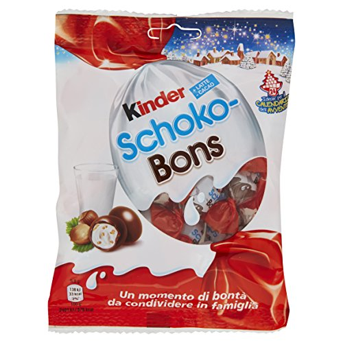 Price comparison product image Kinder Schoko-Bons 125g