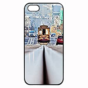 Lombard Street San Francisco Custom Image For LG G3 Phone Case Cover Diy pragmatic Hard For LG G3 Phone Case Cover High Quality Plastic Case By Argelis-sky, Black Case New