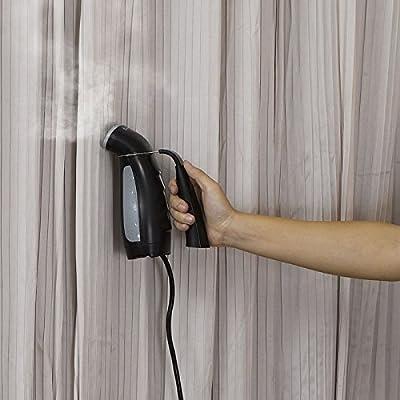 SALAV Travel Hand Held Garment Steamer with Auto Worldwide Voltage Adjustment
