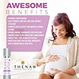 Organic Belly & Body Oil For Pregnancy Helps