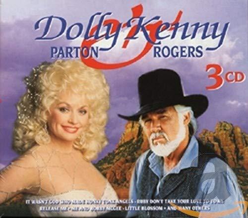Parton Dolly Rogers Ken Dolly Parton Kenny Rogers Amazon Com Music