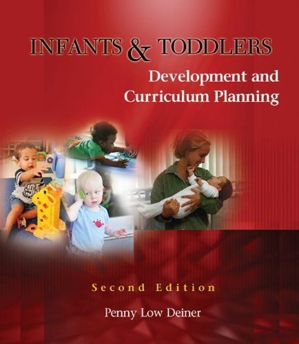 Infants & Toddlers: Development and Curriculum Planning by Penny Low Deiner (2008-03-28)