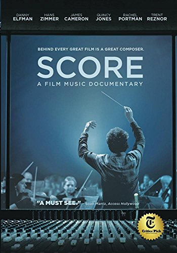 The 9 best score a film music documentary dvd for 2019