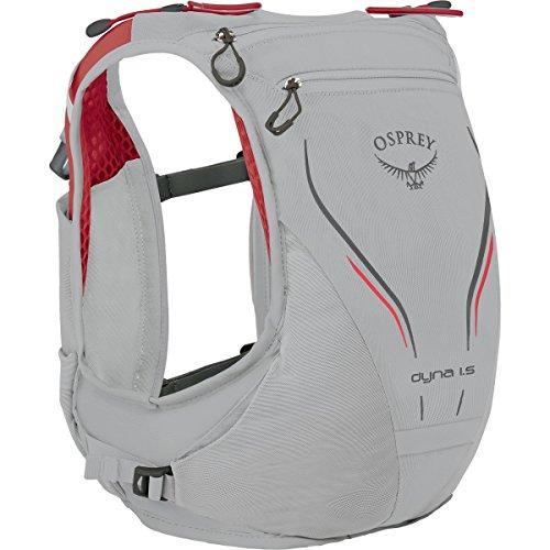 Osprey Packs Osprey Dyna 1.5 Hydration Pack, Silver Spark, Wxs/S, X-Small/Small