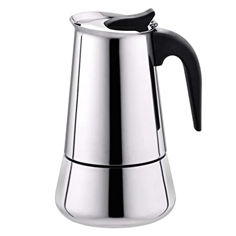 Amazon.com: certainPL Stainless Steel Stovetop Coffee Kettle ...