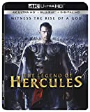 The Legend of Hercules 4K Ultra HD [Blu-ray]