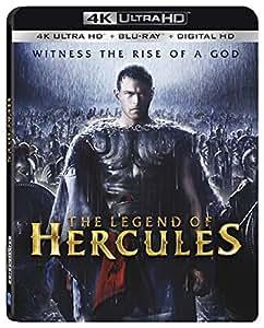 The Legend of Hercules 4K Ultra HD [Blu-ray]