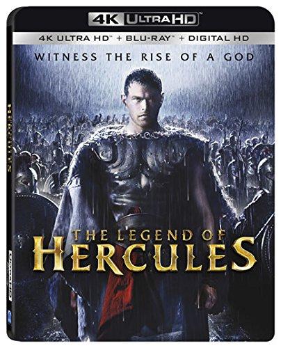 The Legend of Hercules 4K Ultra HD [Blu-ray] ()
