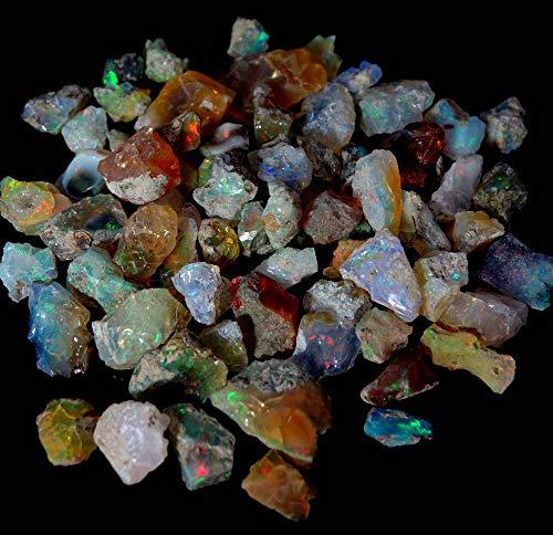 dadu_creation Ethiopian Phantom Opal New Mines Rough - Opal Mine
