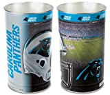 Carolina Panthers Official NFL Wastebasket by Wincraft