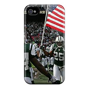 Iphone 6plus LIN21942FiCC Customized High Resolution New York Jets Image Scratch Protection Cell-phone Hard Cover -best-phone-covers