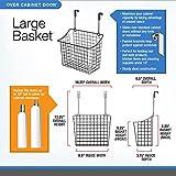 Spectrum Diversified Grid Storage Basket, Over the