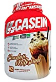 PS Casein Protein, 100% Pure Micellar Casein, Slow Digesting, 62 Servings, Informed Choice Delicious Chocolate Milkshake Flavor, 4 pounds