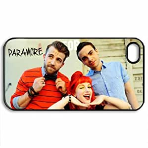 Iphone4/4s Covers Paramore hard silicone case