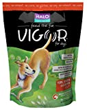 Halo Vigor Pork Salmon And Venison Dog Food, 4-Pound