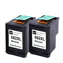 ETI Office Compatible HP 662 Ink Cartridges For Deskjet Ink Advantage 1015 1515 2515 2545 2645 3515 3545 4645