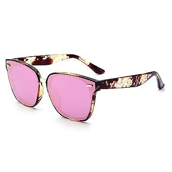 Ghpter-sp - Gafas de Sol de Mujer con Remaches de Alta Clase ...
